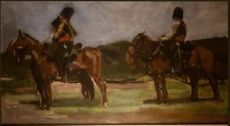 The Yellow Riders by George Hendrik Breitner