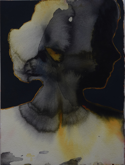 The Dirty Yellow Series no. 28 by Graham Dean