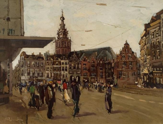 Nijmegen by Jan Rijlaarsdam