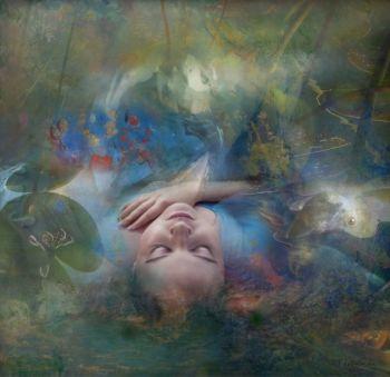 FLOATING by Christine Fokkelman