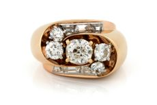 Retro Ring Boucheron by Boucheron
