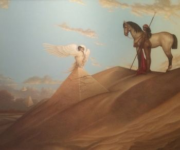 Breaking Illusions by Michael Parkes