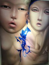 'Unidentified Liquid' 2013-4' by Liu Yujun