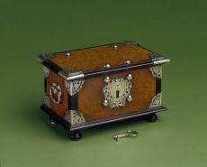 A rare sirih casket by Unknown Artist