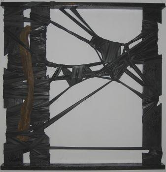 'squared pain' by Fabrizio Romano Battistoni