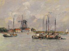 Dordrecht, souvenir d'Hollande