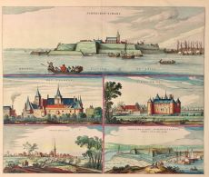 VESTING SCHENKENSCHANS by Blaeu, Joan