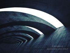 Concrete Curve by Quinten van Solt