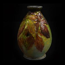 Art nouveau vase from Faure by Camille Fauré
