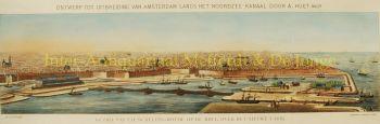 Ontwerp IJdok voor Amsterdam by Van Harms & Co.