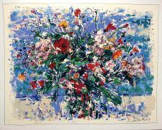 Flores de Verano by Kees Salentijn