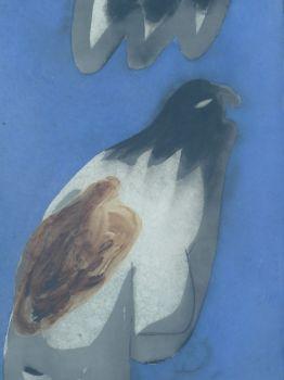 'Blue Bird 2' by Lei Molin