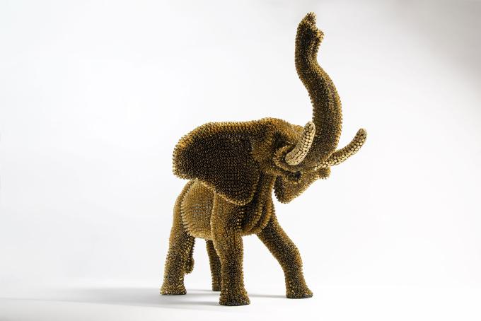 The Elephant by Sebiha Demir