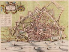 Nijmegen  by  Joan Blaeu