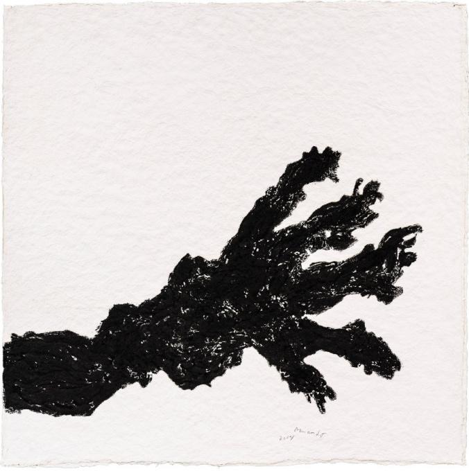 Die Hand by Armando .