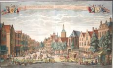 Gravenhage, The Hague by Leonardus Schenk