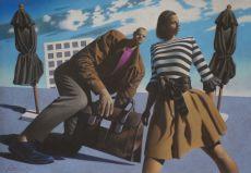 Op goed geluk by Jan Bouman